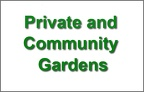 Private and Community Gardens